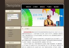 油漆涂料生产企业网站网站建设